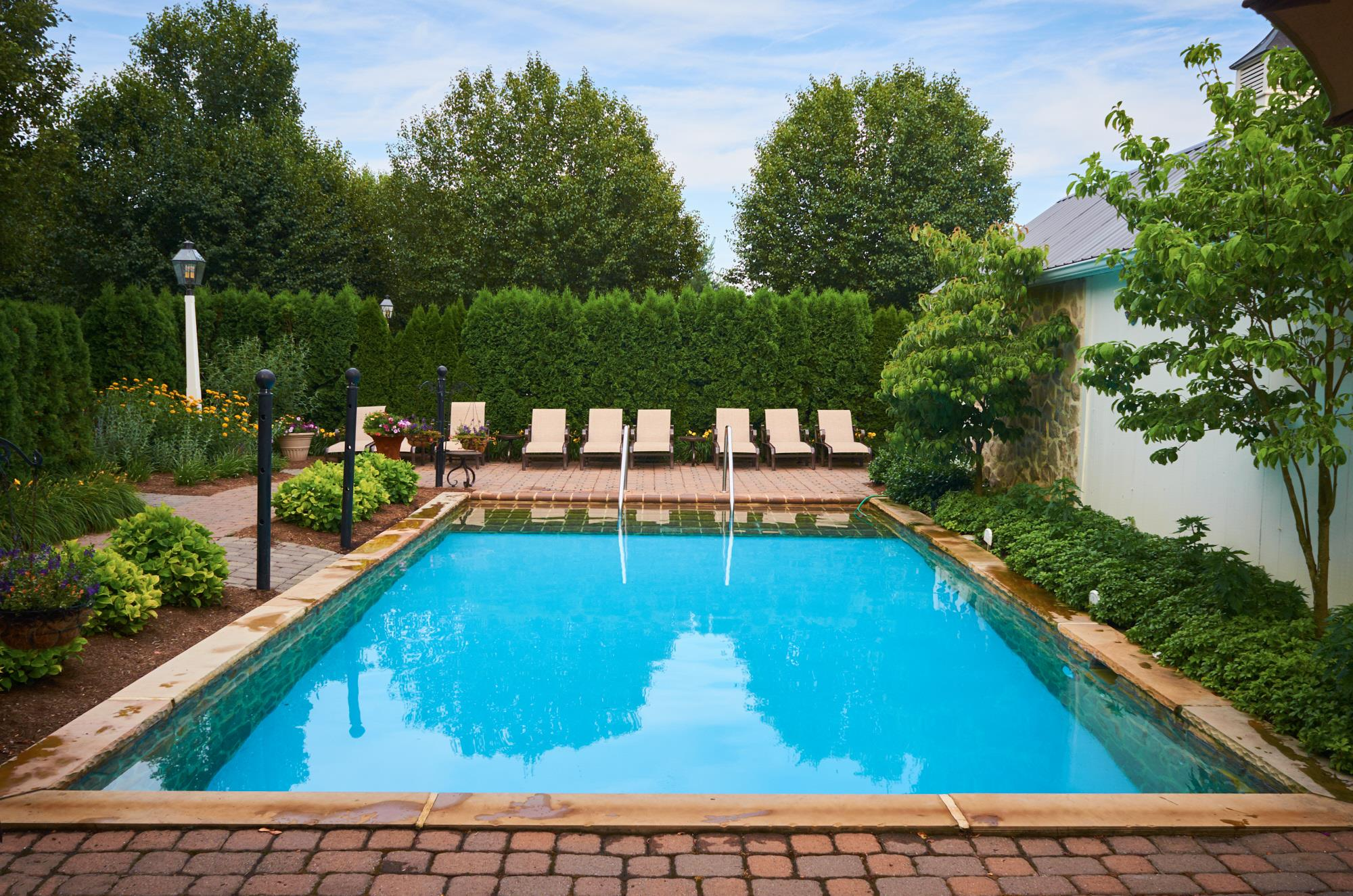 The Inn At Leola Village, A Historic Hotel of America | Leola | Outdoor Pool