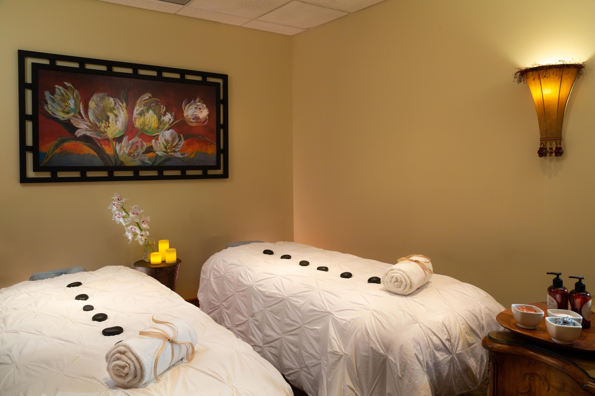 The Inn At Leola Village, A Historic Hotel of America | Leola | Massage Tables in Destinations Spa & Studio Relaxation Space