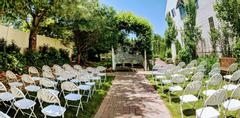 The Inn At Leola Village, A Historic Hotel of America | Leola | Outdoor Wedding Ceremonies
